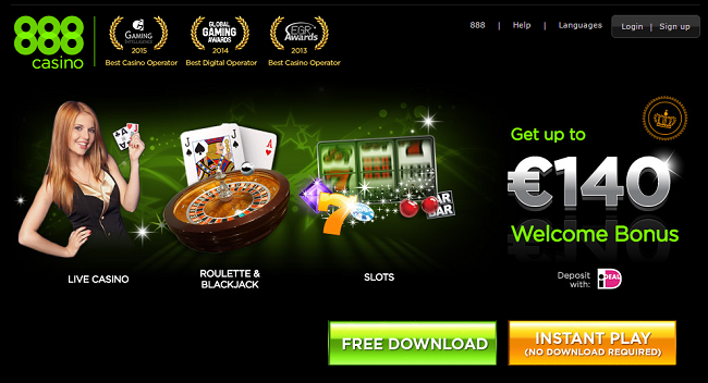 casino on net 888 download