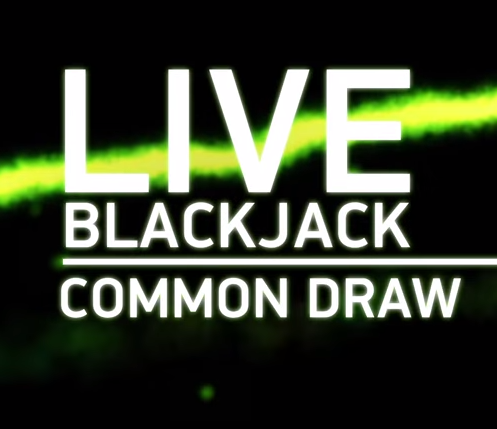 Wat is common draw blackjack?