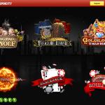 Casino app Spin City van Unibet