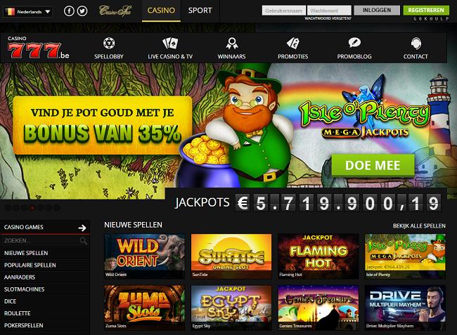 casino online belgie