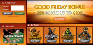 Kroon casino bonus code