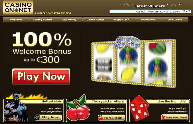 casino 888 on net