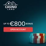 Casinoland deposit bonus