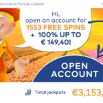 Fortuin casino een nieuw online casino