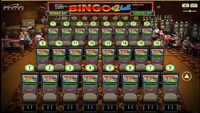 goldrun bingo