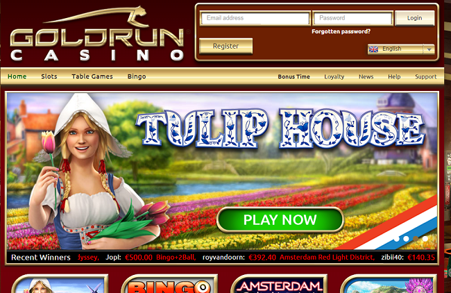 goldrun casino nederlands