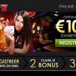 Casino777 bonussen & promoties
