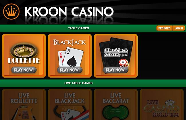 kroon casino mobiel
