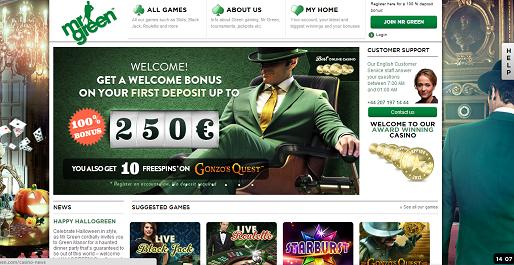 mr-green-casino-bonusstorting