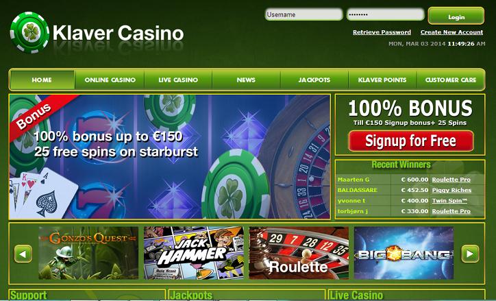 nederland-klaver-casino