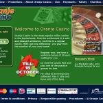 Oranje Casino review en beoordeling