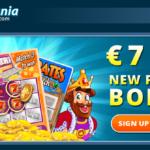 7 euro gratis krastegoed bij Scratchmania.com
