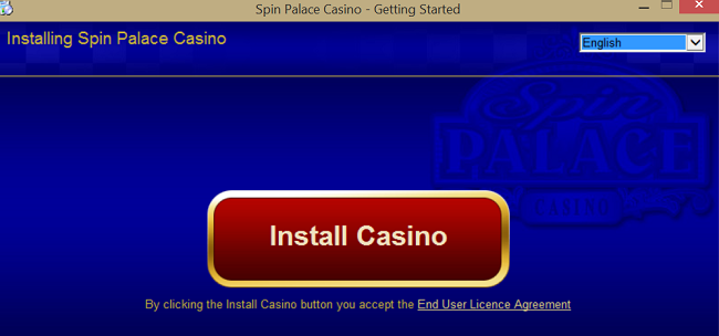 Casino Spin Palace Bonusar