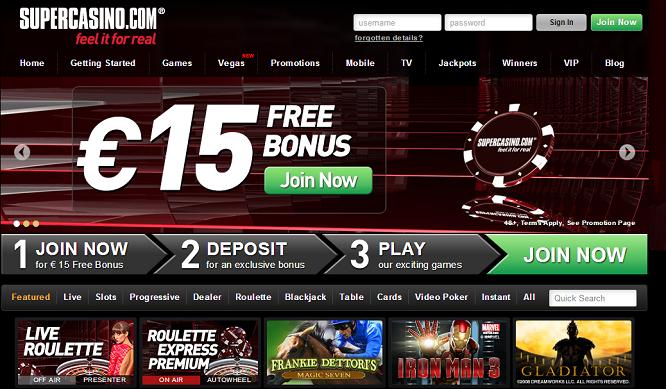 Super Casino Com