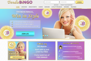 trendiebingo review