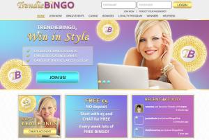 trendiebingo review